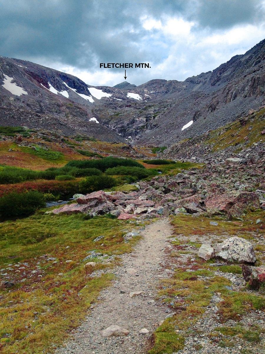 Fletcher Mountain - 13,951