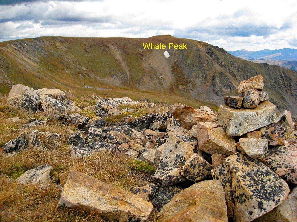 Whale Peak - 13078