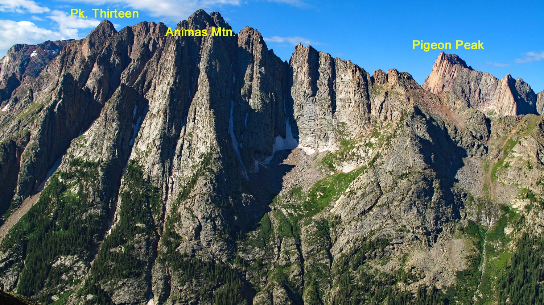 Animas Mountain - 13786